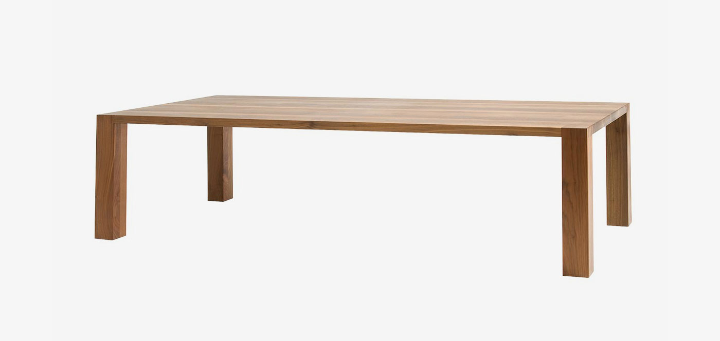 Table Z walnut