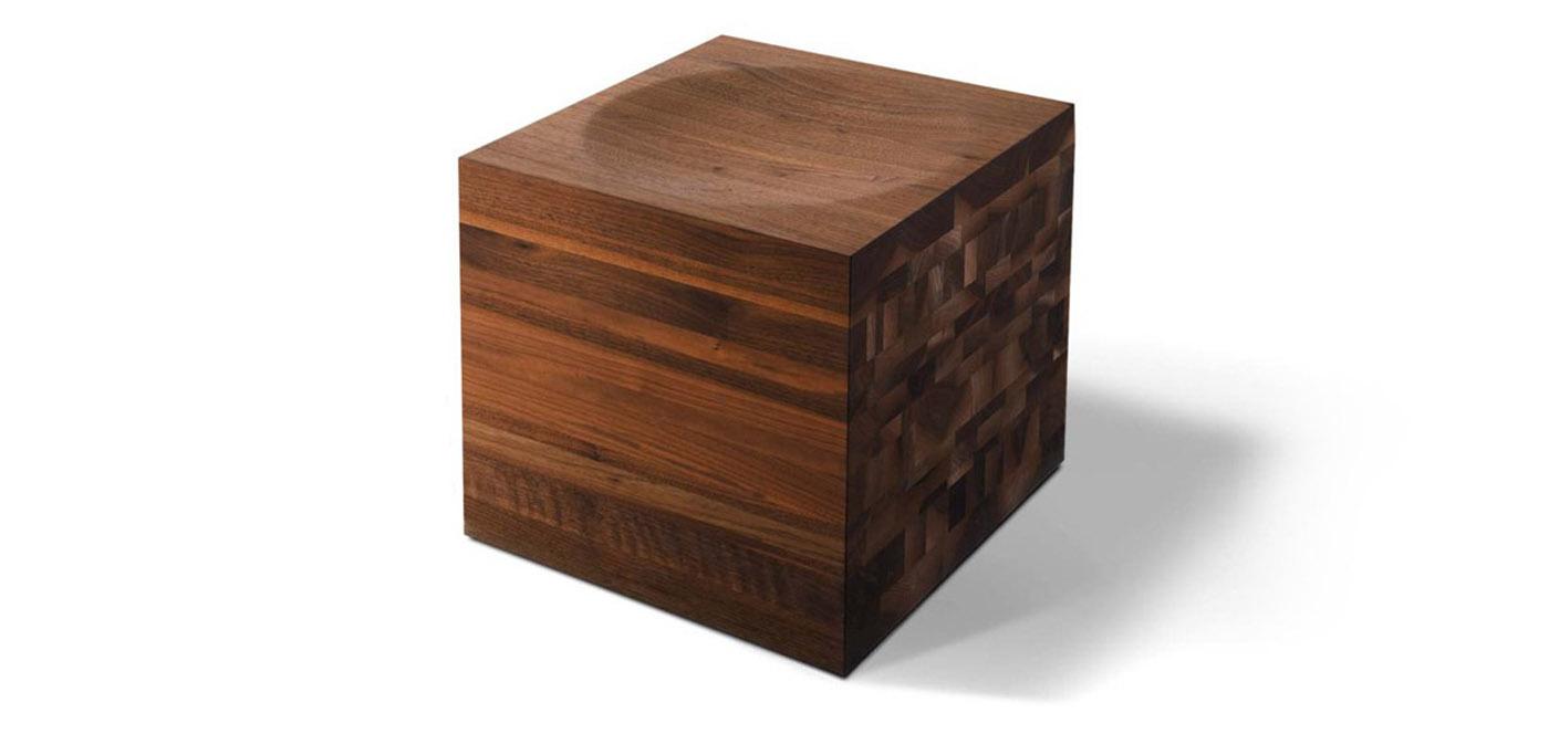 Sitting Cube
